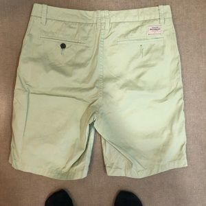 Quiksilver waterman collection shorts light green
